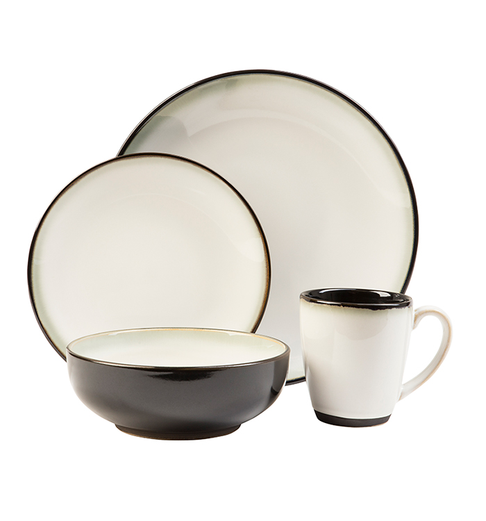 Nova 16 Piece Dinnerware Set